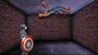 Spiderman Saves Christmas
