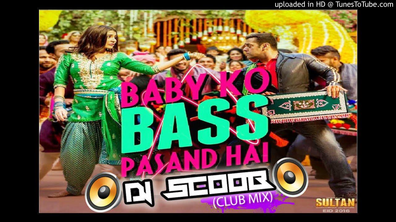 Baby Ko Bass (Club Mix) DJ Scoob #1