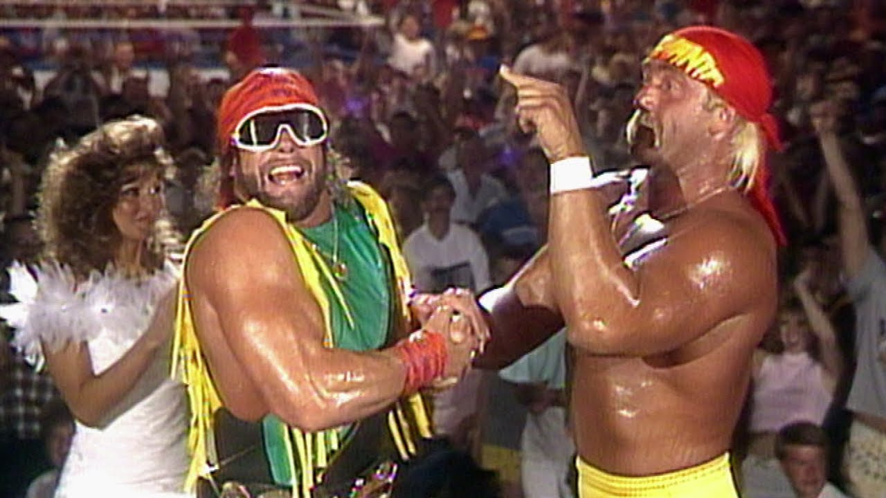 Video: The Mega Powers Form - Wrestling Inc.