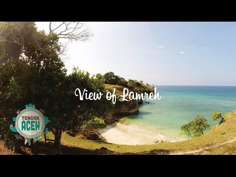 Traveling Video : Lamreh Cliff, Aceh Besar, Aceh, Indonesia