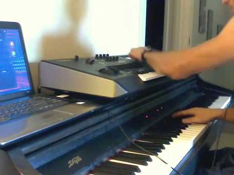 Linkin Park - In The End - Instrumental Live Band Cover - Yamaha Mox6 & Ketron DG20