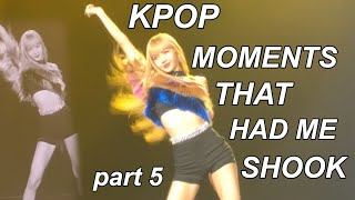 kpop moments that had me shook (My favorite kpop moments) #5