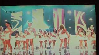 Miss USA 2009 Opening number
