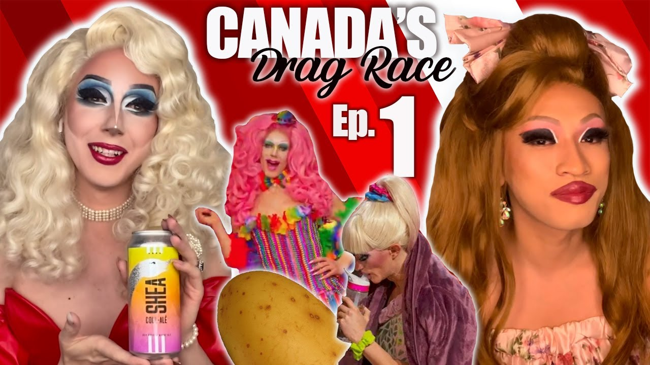 IMHO | Canada's Drag Race S01E01 Review