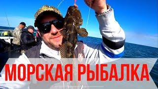 Лучшая морская рыбалка весной В компании с легендой футбола Черное море 2020