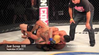 Junyah Bacdad vs Kentzin Santos (Just Scrap XXI Hilo,Hawaii)