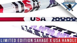 Limited Edition Savage X USA Handle