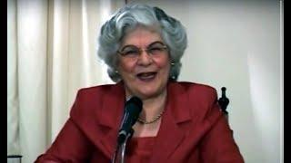 A  médium Isabel Salomão de Campos nos orienta: como orar ?