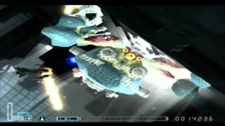 R-Type Final Intro & Stage 1 PS3 HD