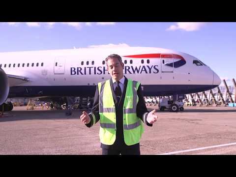 British Airways: Tour our 787-9 Dreamliner