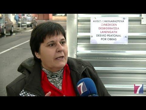 Astrabudua ha perdido 500 plazas de aparcamiento en el último año