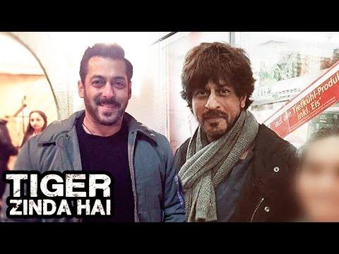 Shahrukh Khan Visited Salman