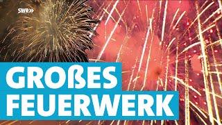 Das große Feuerwerk vom Konstanzer Seenachtfest  | Landesschau Baden-Württemberg