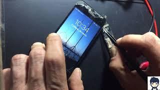 iPhone 5s перезавантажується швидко заряджається АКБ заміна трістар і основного КП ремонт розбирання