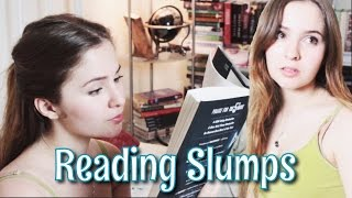 READING SLUMPS (& how to get rid of them)