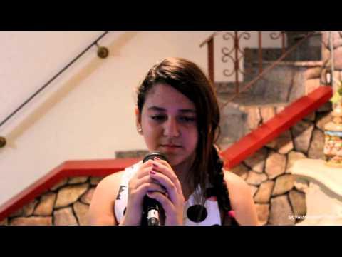 """Dionysia Rabone Kapitsi - """"Titanium"""" (13 years old)"""