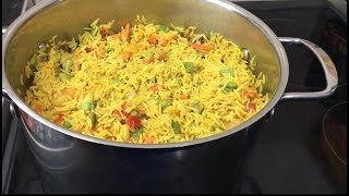 HOW TO MAKE BEST PARTY FRIED RICE RECIPE