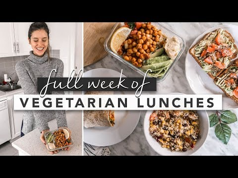 healthy-vegan/vegetarian-lunch-ideas-from-monday-to-friday-|-by-erin-elizabeth