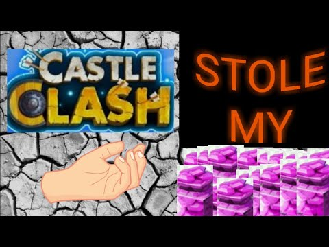 REFUND MY GEMS, CREATOR OF CASTLE CLASH!
