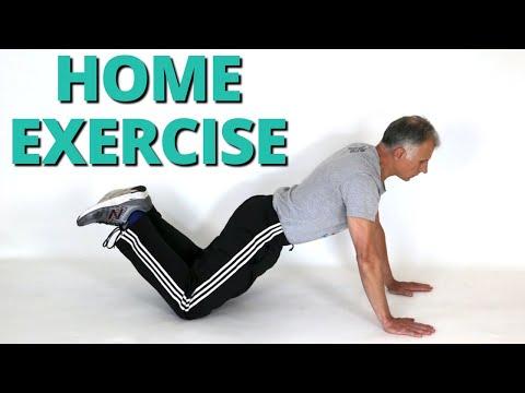 7 Home Exercises Everyone Should Do