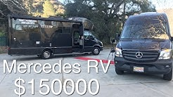 Mercedes View RV from Luxe RV - Luxury custom Motorhome for Rent