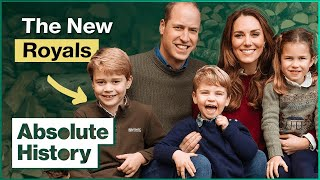 The Future of British Monarchy | William & Kate: One Year On | Absolute History