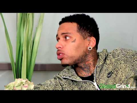 Kid Ink Says He Would Let Chris Brown Give Him A Tattoo