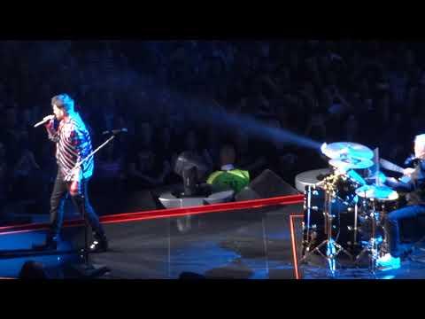 Queen + Adam Lambert tour 2018, Lisbon - Under Pressure