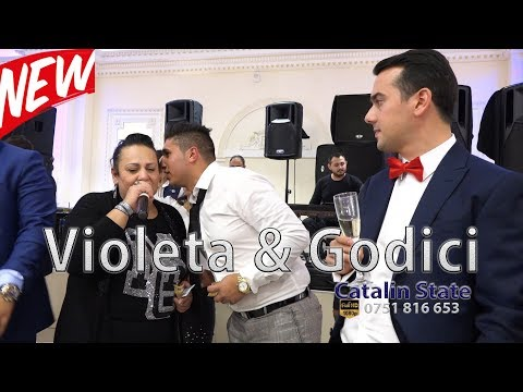 Violeta Lumina Vestului & Godici - Jocuri Tiganesti - LIVE - Colaj - Botez Paris - NOU
