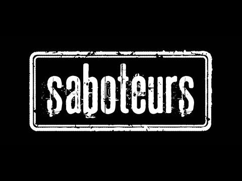 Saboteurs - One Track Mind @ Lincoln Vegan Festival