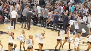Spurs Intro 2016-2017