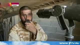 Ответы пленного командира ИГИЛ на вопросы журналистов! 23.10.15 Новости Украины, Сирии, сегодня!