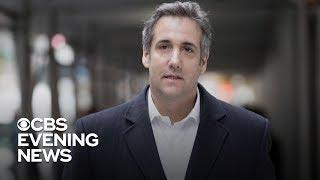 Michael Cohen postpones testimony, citing