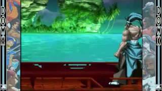 Genjuro A.K.A. Kibby G. #4 - Guy (P.o.t.S)(PARADISE ISLAND)   DOWX MUGEN