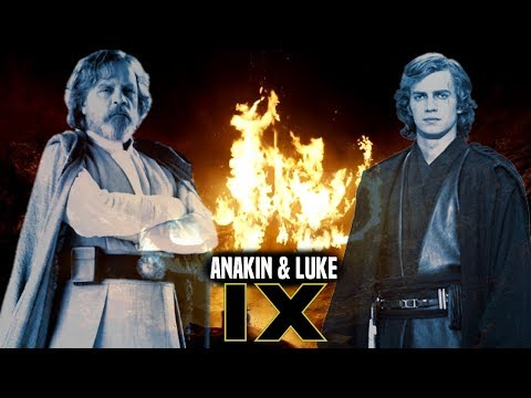 Star Wars Episode 9 Anakin & Luke Reunion - Good Or Bad