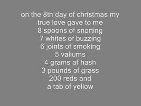 12 drugs of christmas - YouTube