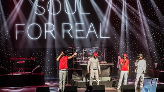 """Soul For Real """"Every Little Thing I Do"""" Live 2017"""