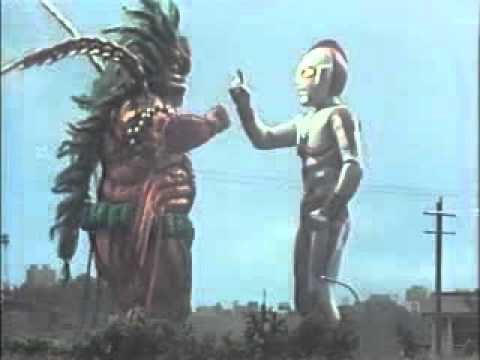 Ultraman 80 vs Sumo monster