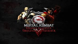 Mortal Kombat: Deadly Alliance Soundtrack - Drum Arena