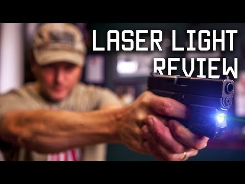 Best Light/Laser for Glock | Review | Crimson Trace Laser Guard Pro | Tactical Rifleman