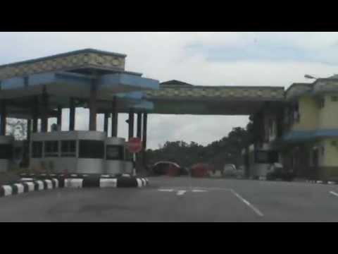 Driving from Sipitang, Sabah to Sarawak-Brunei border.(On my way to Lawas)-Part 4