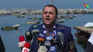 Aid Boats try to Break the Israeli Blockade on Palestine