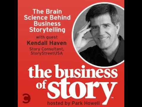 The Brain Science Behind Business Storytelling