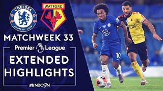 ⚽ Watch Online Chelsea v. Watford PREMIER LEAGUE HIGHLIGHTS 742020 NBC Sports