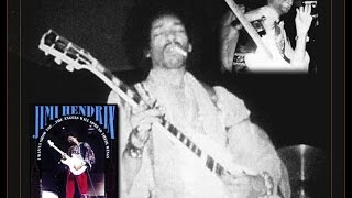 Jimi Hendrix- Boston Garden, Boston 11/16/68 - Rhode Island Auditorium, Providence, RI 11/27/68