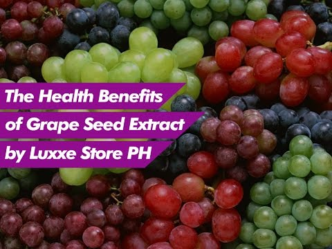 The Health Benefits of Grape Seed Extract