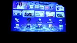 "SAMSUNG 3D Led Tv Full HD SmartTV 40"" UE40ES6540 + 2 Gafas 3D."