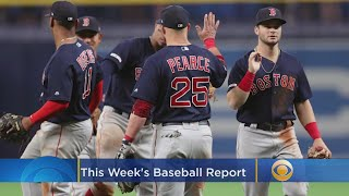 Baseball Report: Are Red Sox Heading In Right Direction?