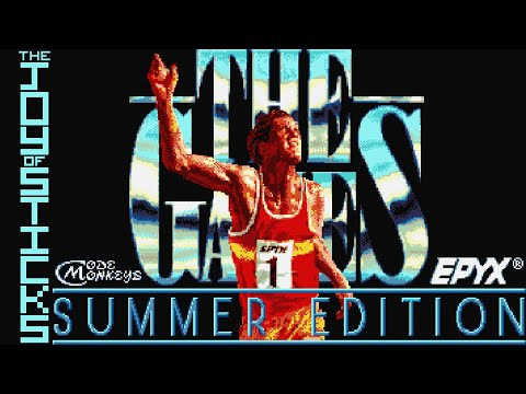 Games: Summer Edition (Atari ST)