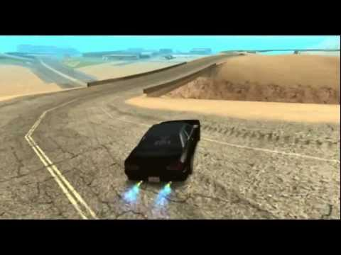 GTA SA: Drifting_[scoobY*]